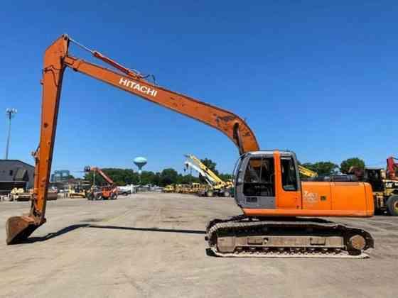 USED 2006 HITACHI ZX200 LC Excavator Chesapeake