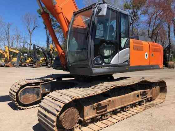 USED 2014 HITACHI ZX350 LC-5N Excavator Chesapeake