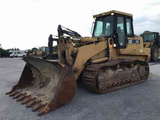 Used 2005 CATERPILLAR 973C Track Loader Danville, Virginia