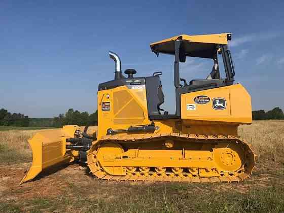 USED 2018 DEERE 450K LGP Dozer Danville, Virginia