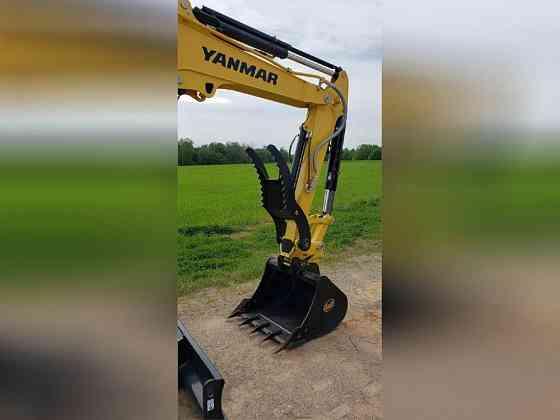 USED 2019 YANMAR VIO50-6A Excavator Danville, Virginia