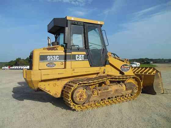 USED 2004 CATERPILLAR 953C Crawler Loader Danville, Virginia