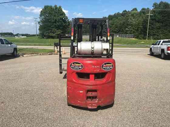 USED 2014 NISSAN MCUG1F2F35LV Forklift Danville, Virginia