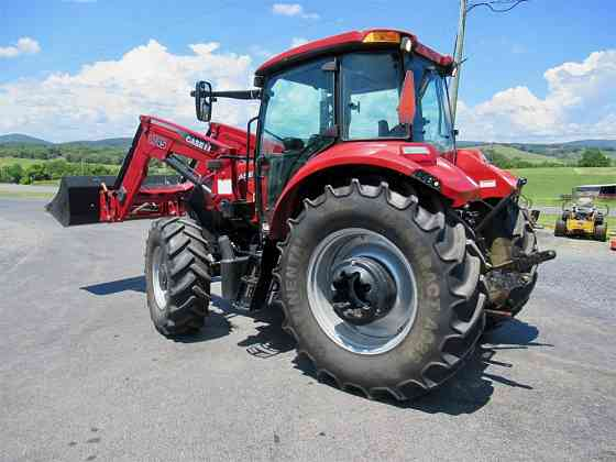 2014 CASE IH FARMALL 115U Tractor Harrisonburg