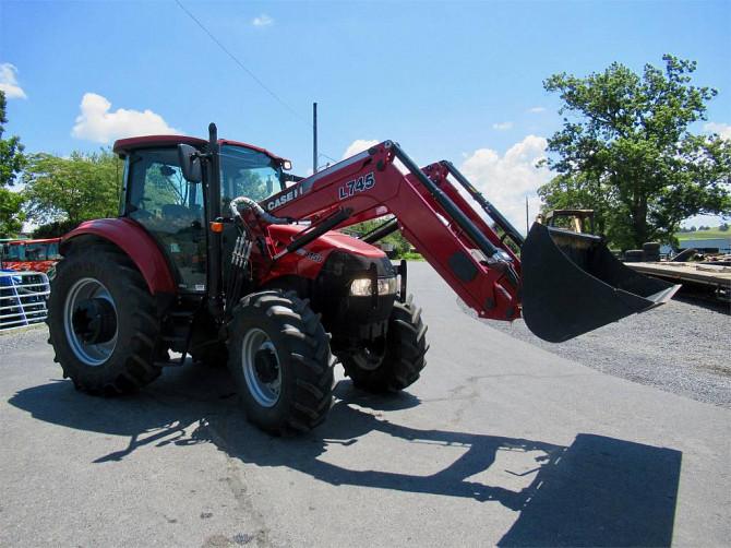 2014 CASE IH FARMALL 115U Tractor Harrisonburg - photo 1