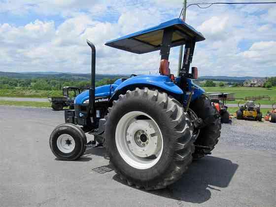 USED 2004 NEW HOLLAND TB100 Tractor Harrisonburg