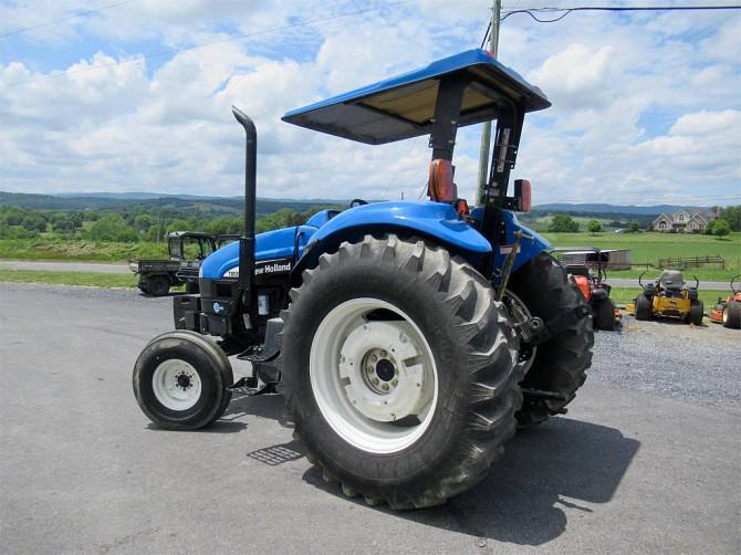 USED 2004 NEW HOLLAND TB100 Tractor Harrisonburg - photo 4