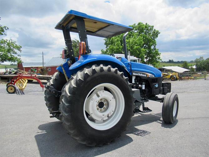 USED 2004 NEW HOLLAND TB100 Tractor Harrisonburg - photo 3