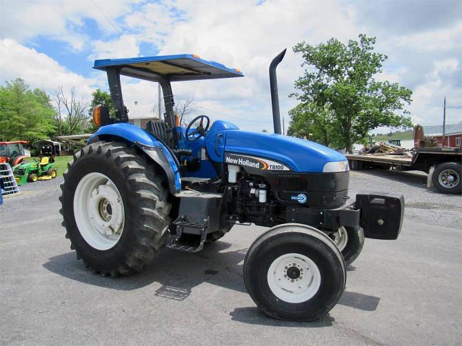 USED 2004 NEW HOLLAND TB100 Tractor Harrisonburg - photo 1