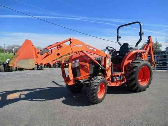 USED 2015 KUBOTA L3560 Tractor Harrisonburg
