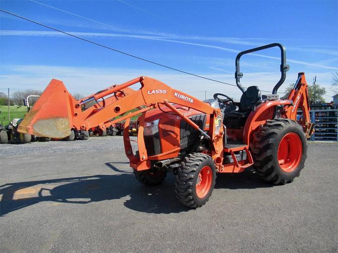 USED 2015 KUBOTA L3560 Tractor Harrisonburg - photo 1