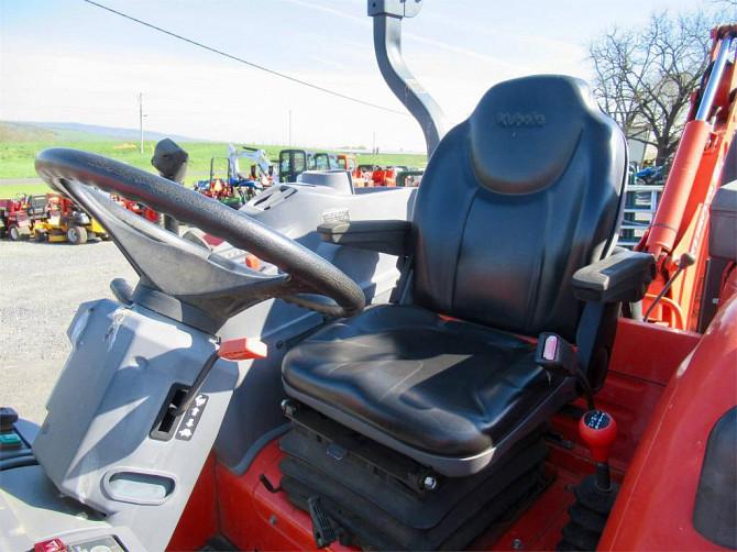 USED 2015 KUBOTA L3560 Tractor Harrisonburg - photo 2