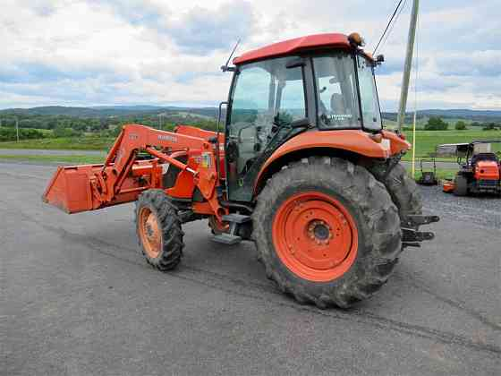USED 2006 KUBOTA M7040 Tractor Harrisonburg