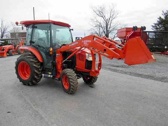 USED 2019 KUBOTA L3560 Tractor Harrisonburg