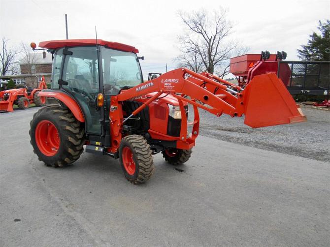 USED 2019 KUBOTA L3560 Tractor Harrisonburg - photo 1