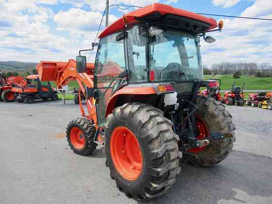 USED 2014 KUBOTA L4060 Tractor Harrisonburg