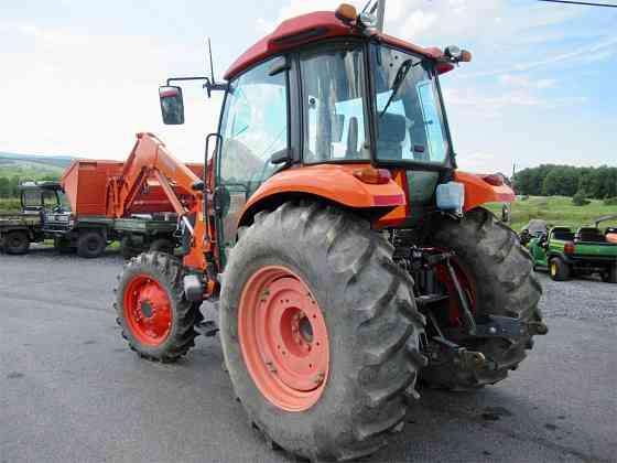 USED 2011 KUBOTA M7040D Tractor Harrisonburg